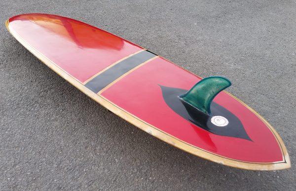 1960s bilbo vintage surfboard for sale