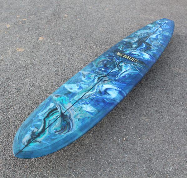 10'6 glider resin swirl
