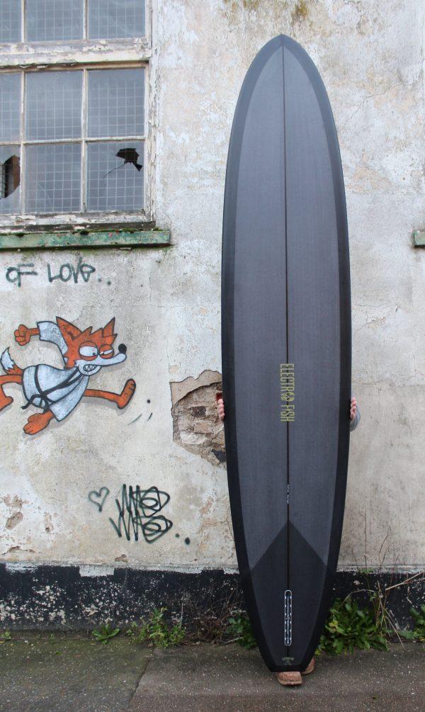 Longboard Glider Singlefin
