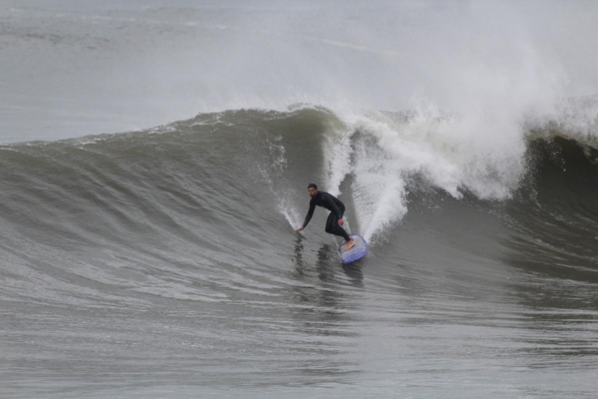Surfing 10'6 Glider Singlefin UK